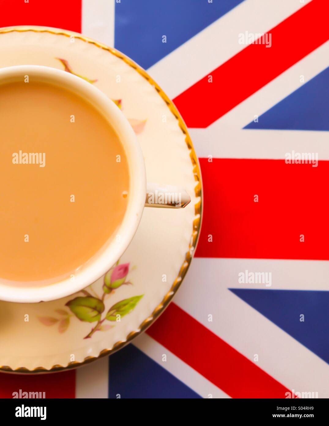 God save the Queen - Stock Image