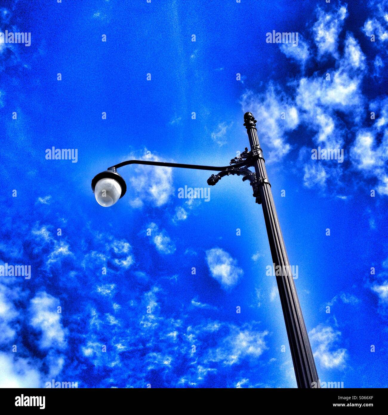 Lamp - Stock Image