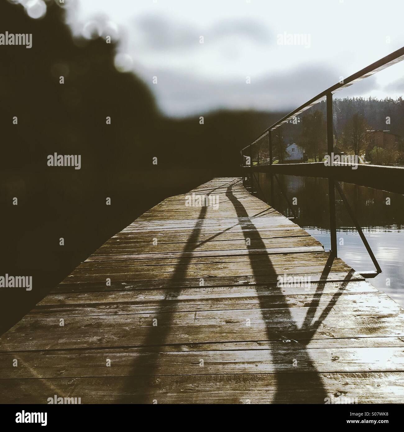 Reflection - Stock Image