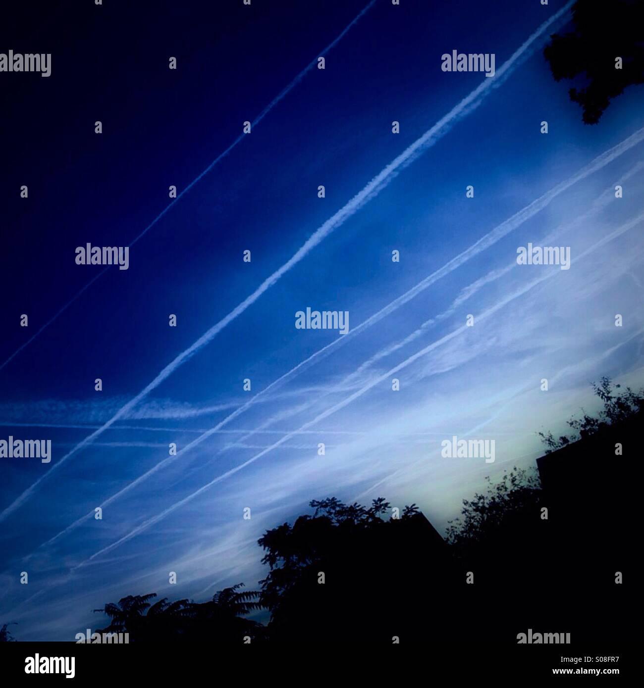 Skylines - Stock Image