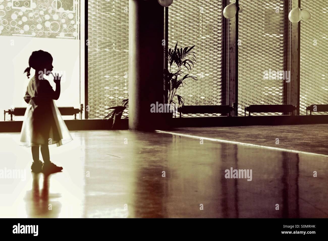 Last Dance. - Stock Image