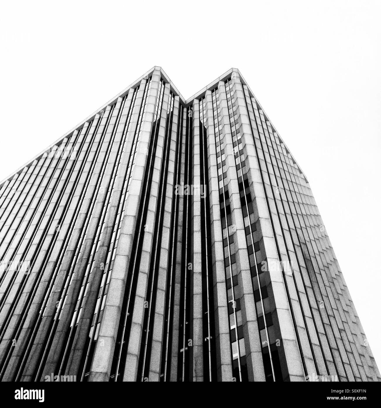 A Tall Building - Stock Image