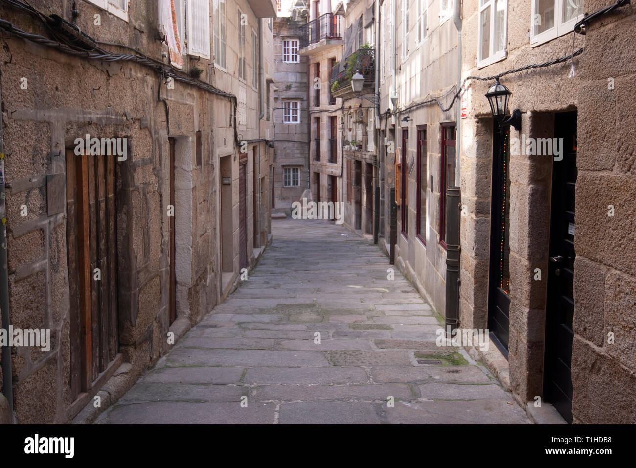 narrow-stone-street-in-the-old-city-vigo