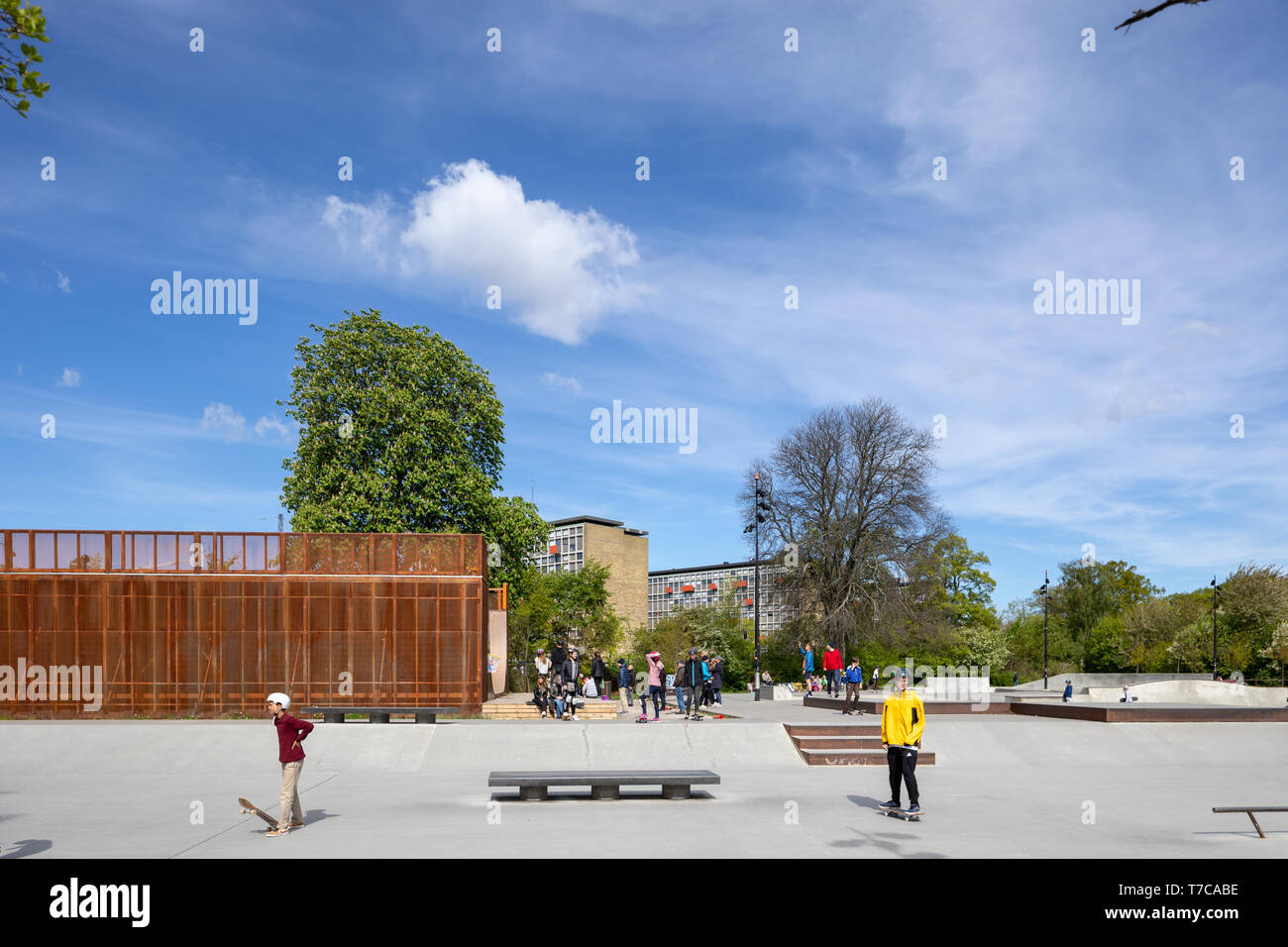 faelledparken-skatepark-flledparkens-skatepark-hc-rsted-institute-in-the-background-copenhagen-denmark-T7CABE.jpg