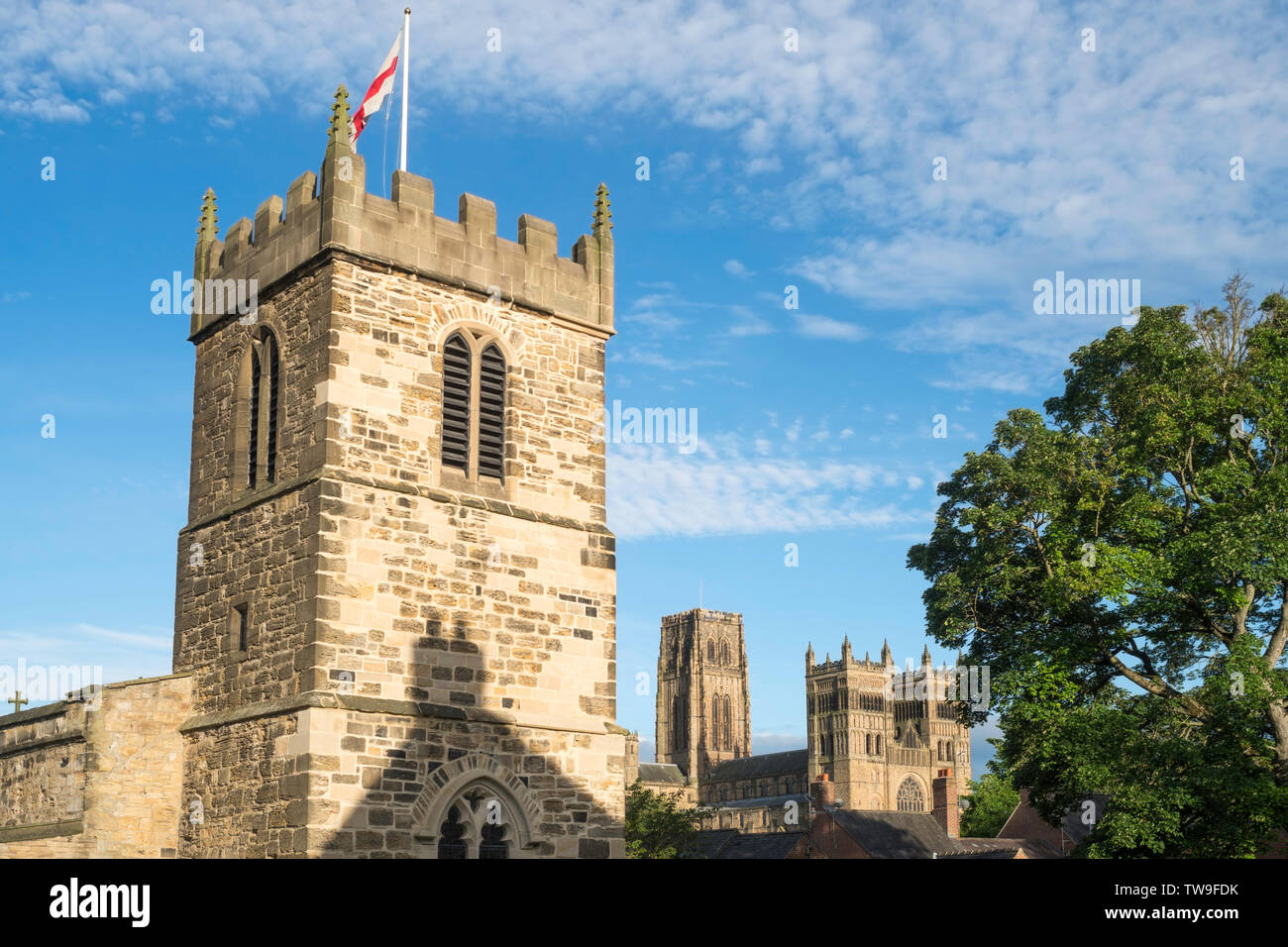 st-margarets-church-and-durham-cathedral