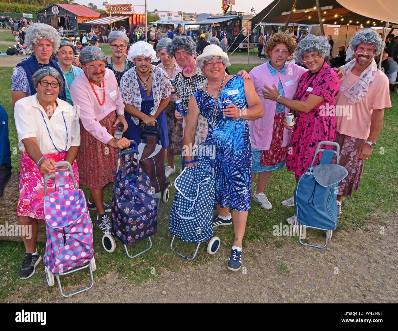 GoTonySmith,HotpixUK,@HotpixUK,Silverstone,Grand Prix,British,F1,Formula One,Formula 1,Formula1,UK,GB,GP F1,fan,fans,Great Britain,Towcester,Northamptonshire,NN12 8TN,Party of Formula One fans,Woodlands,camping,camp,site,fancy dress,having fun,party,shopping trolleys,wig,old females,crossdressing,cross-dressing,cross-dresser,mrs,Doubtfire,Formula One Fans