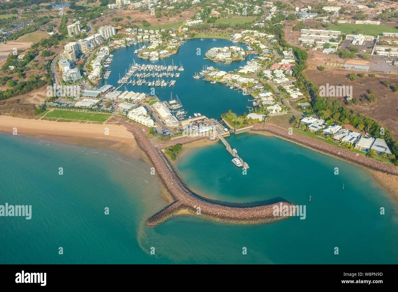 aerial-view-of-the-cullen-bay-marina-in-