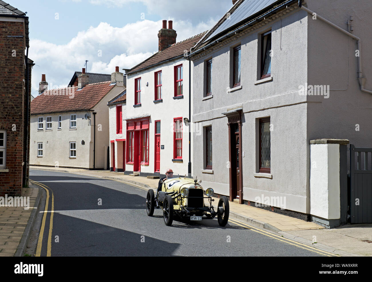 Cawood, North Yorkshire, England UK Stock Photo