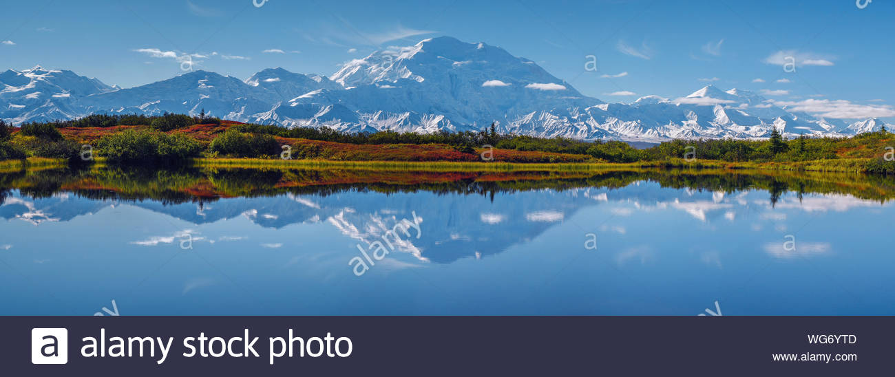 alaska-mount-mckinley-and-reflection-pon