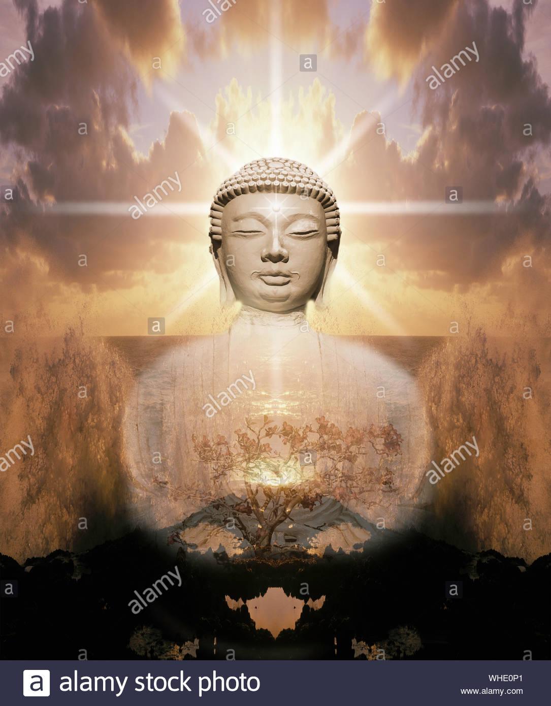 gautama-buddha-meditating-peace-nirvana-
