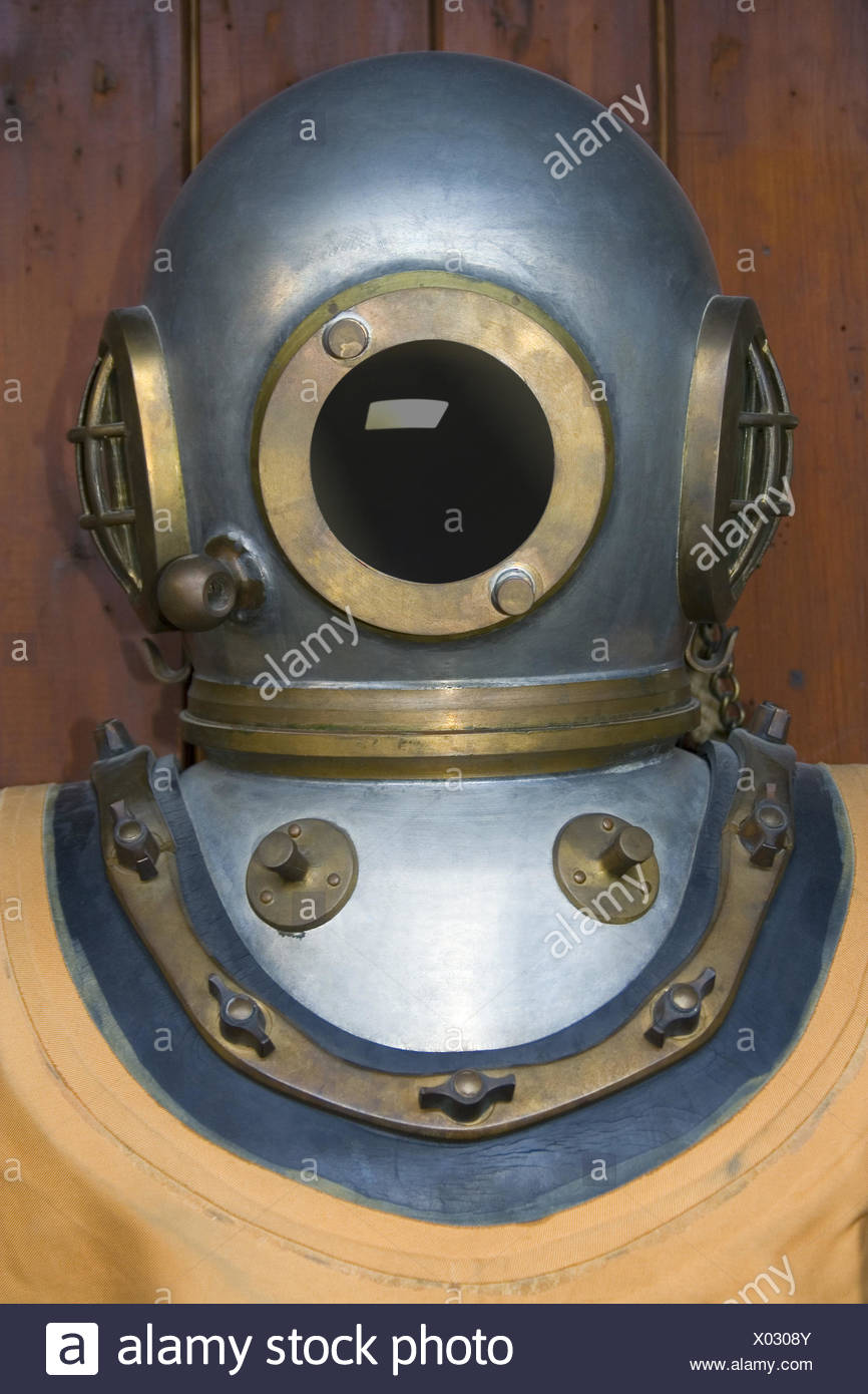 old diving suit stock photos amp old diving suit stock