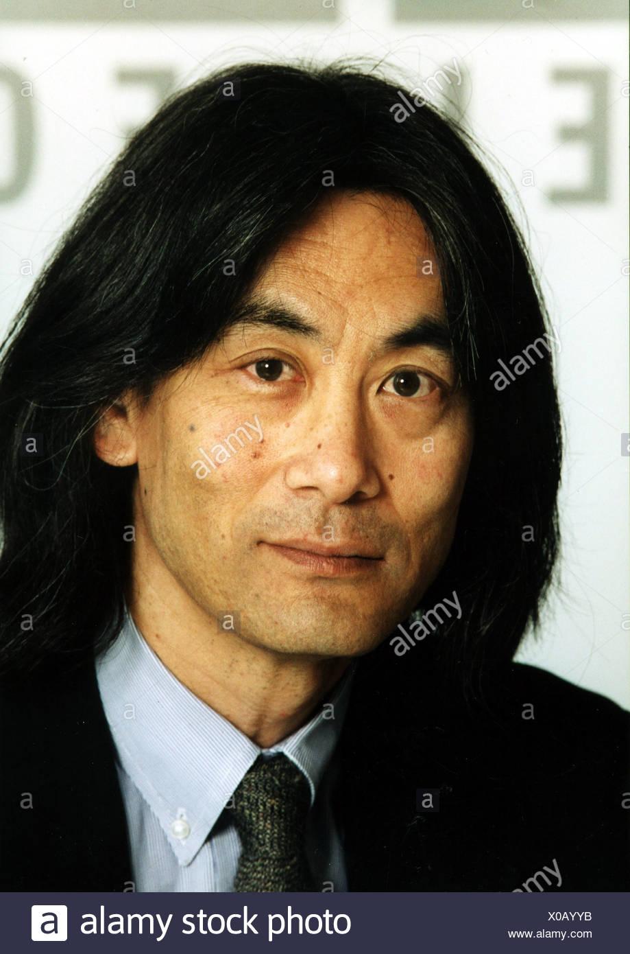 Nagano, Kent, 22.11.1951, US conductor, portrait, 2000, - Stock Image