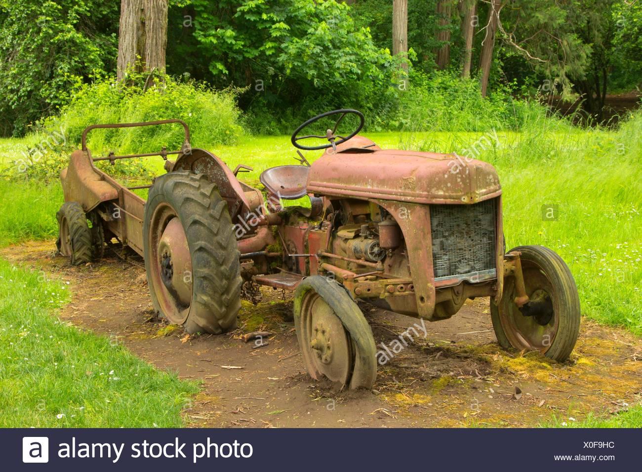 tractor dorris ranch living history filbert farm county park lane