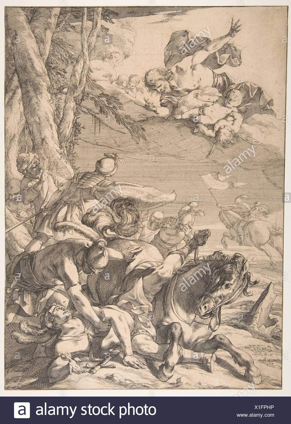 Artist: Laurent de La Hyre (French, Paris 1606-1656 Paris); Medium:  Engraving; Classification: Prints; Credit Line: The