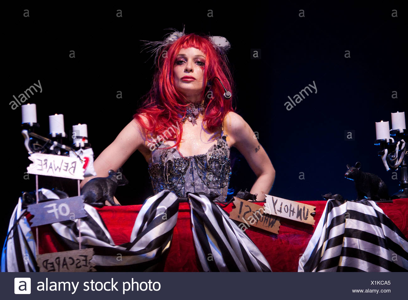 Live Emilie autumn