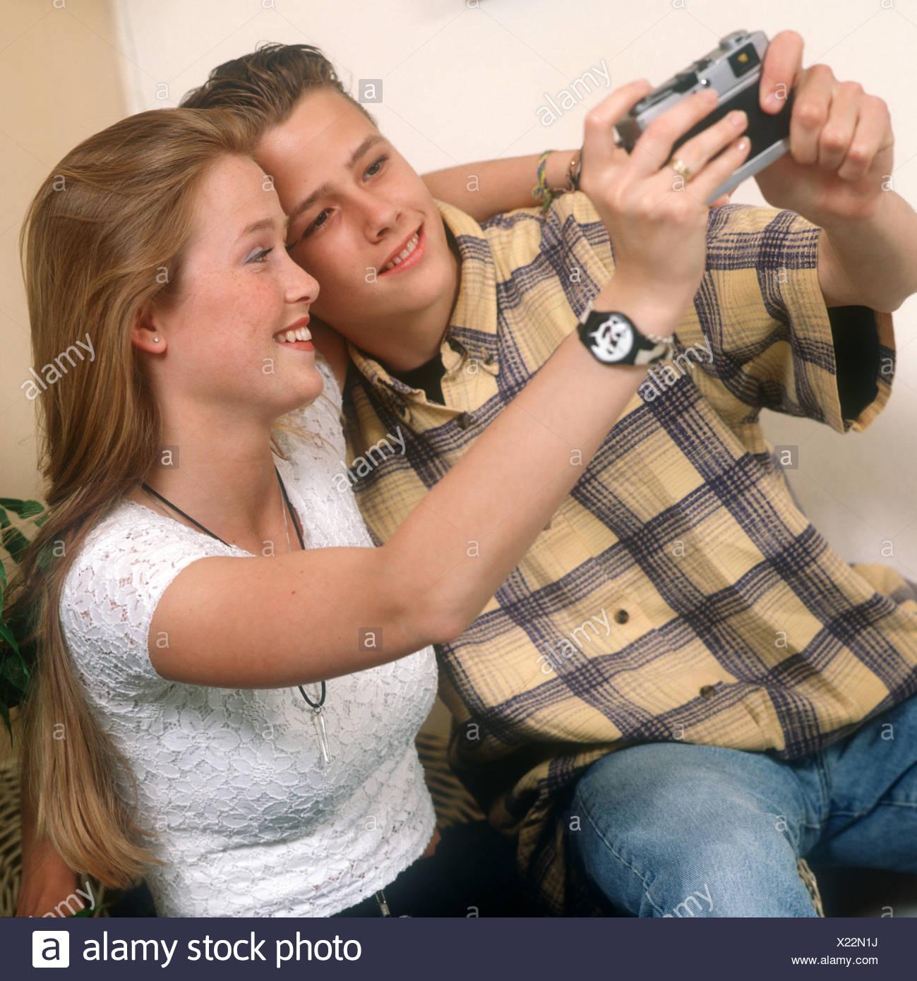 Not Girls making love to ypung men