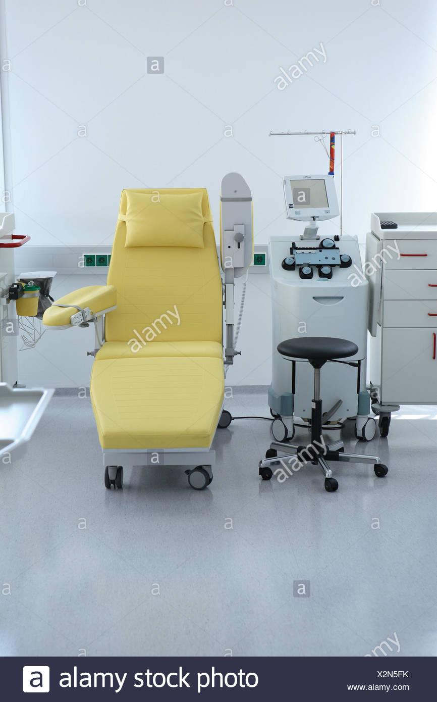 blood component separation machine