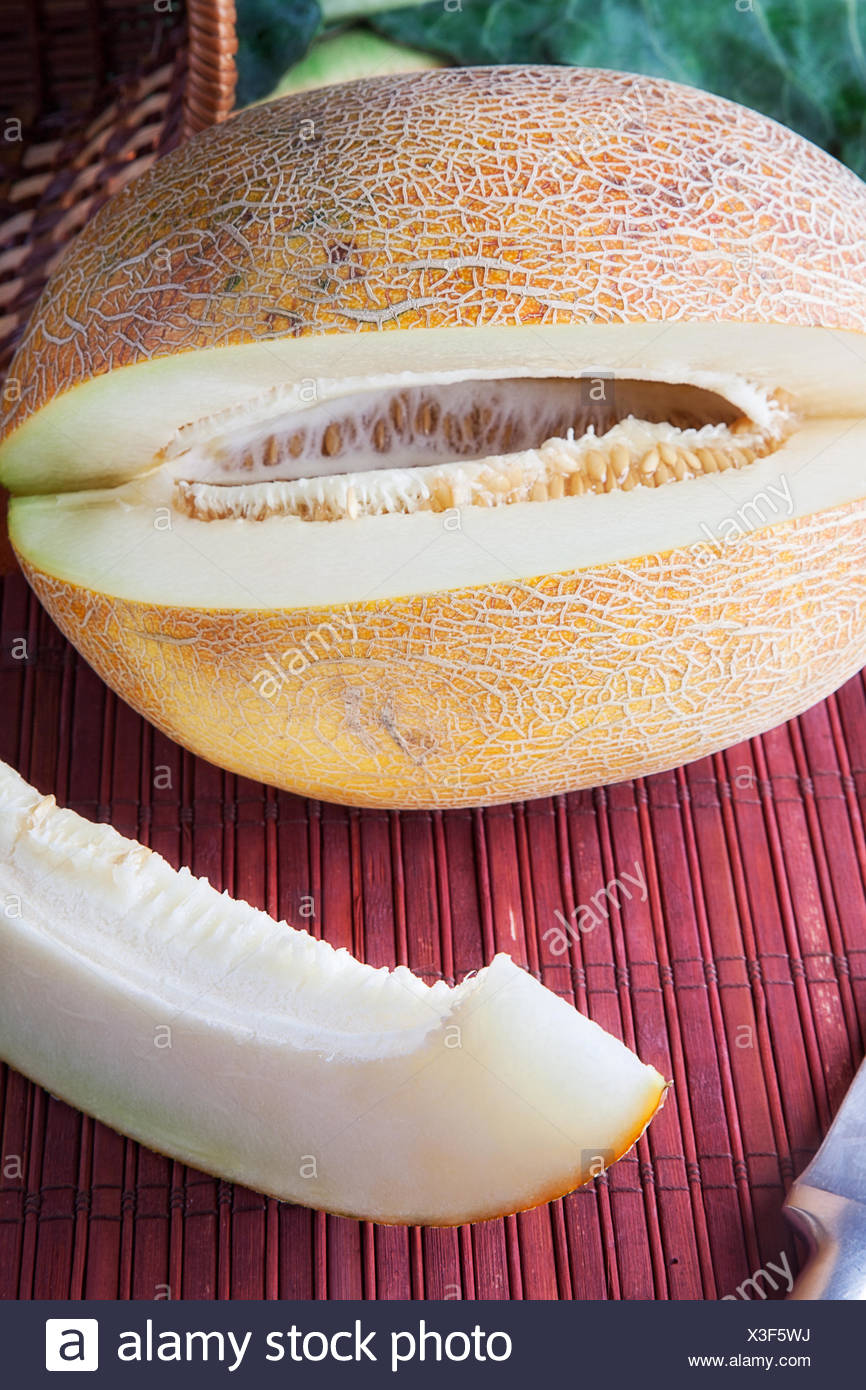 melon - Stock Image