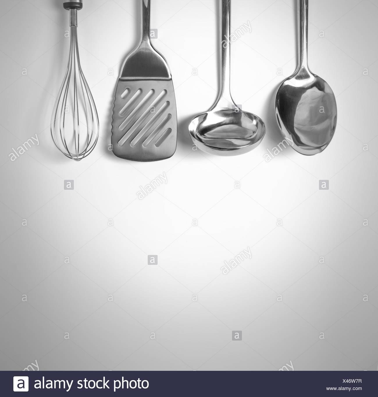 kitchen utensils background kitchen cleaning kitchen tools background stock photo 277976043 alamy