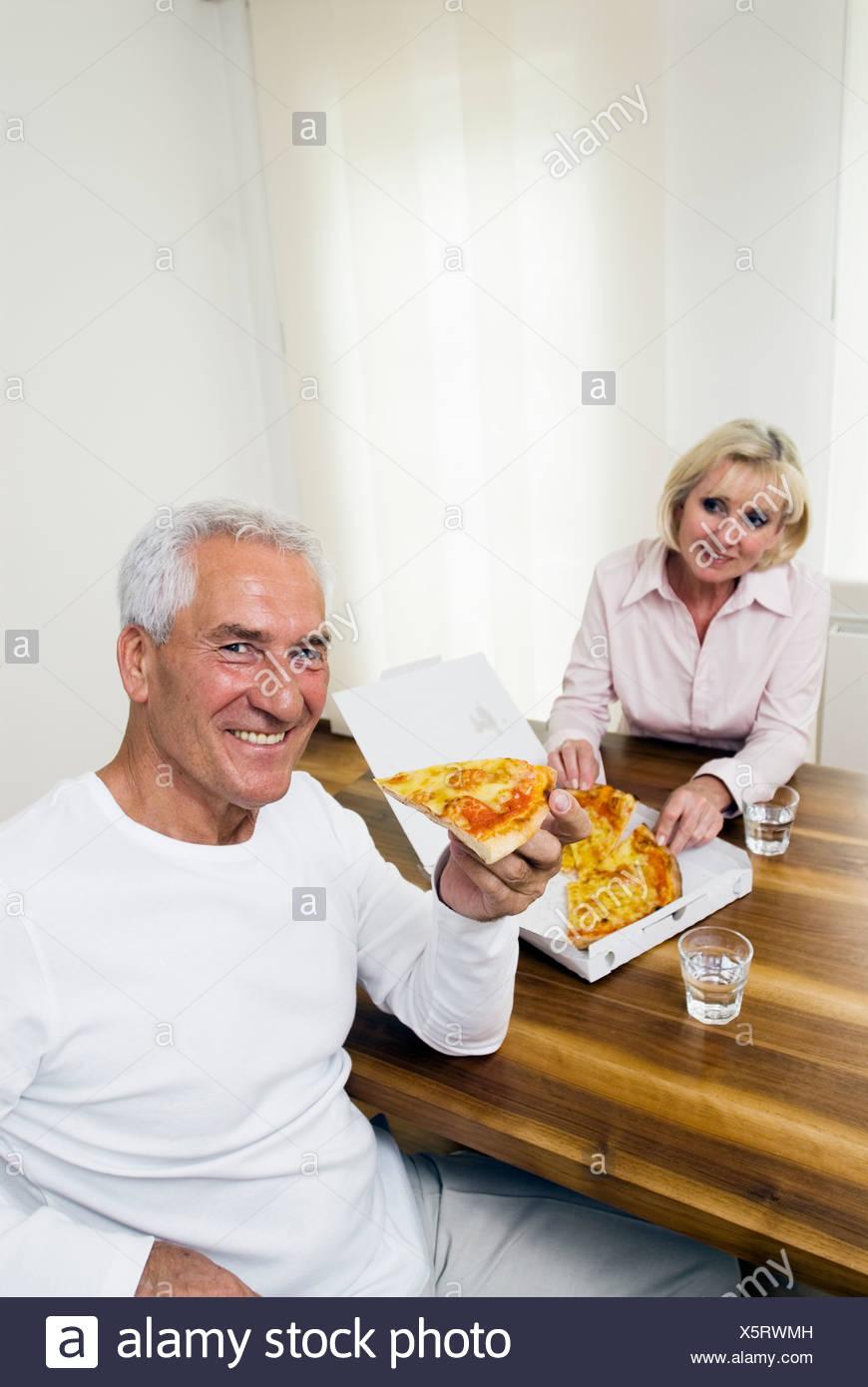 Sharing mature wife