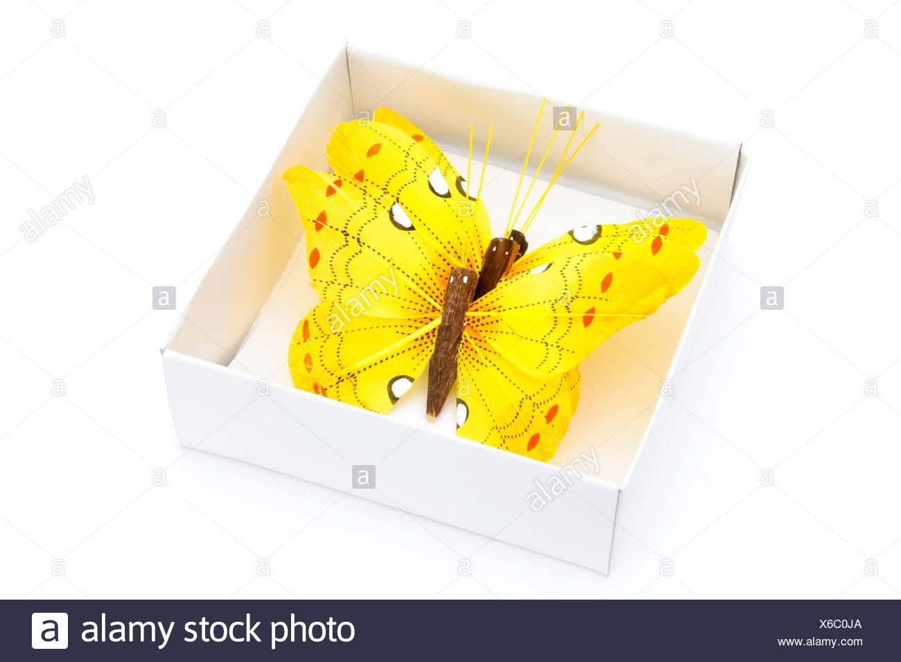 Butterfly, decoration Stock Photo: 279317762 - Alamy