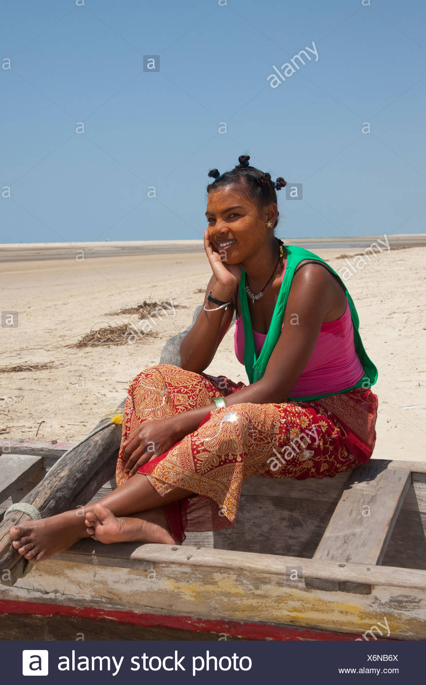 Malagasy women