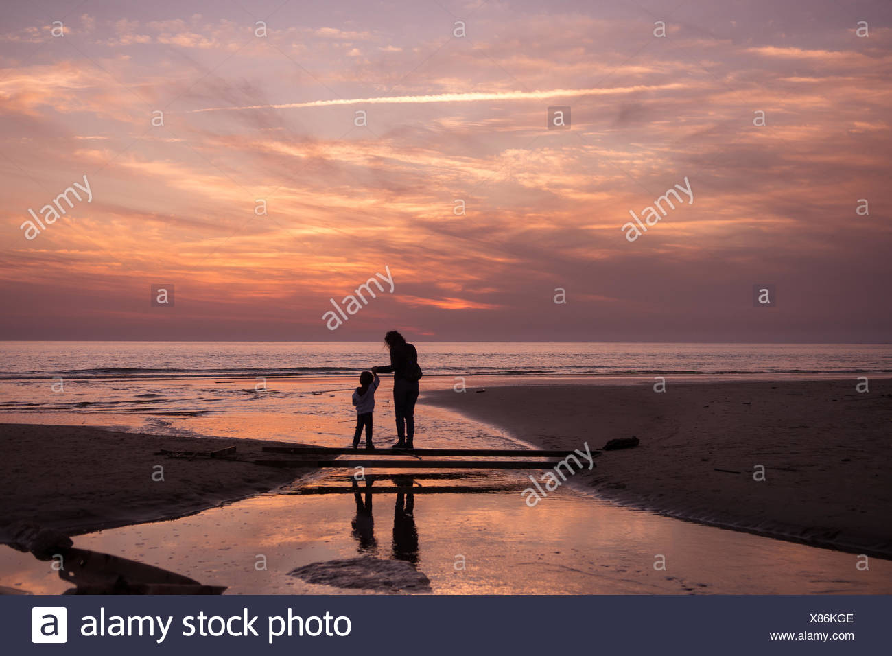 One Day Son, All this will be yours - Stock Image