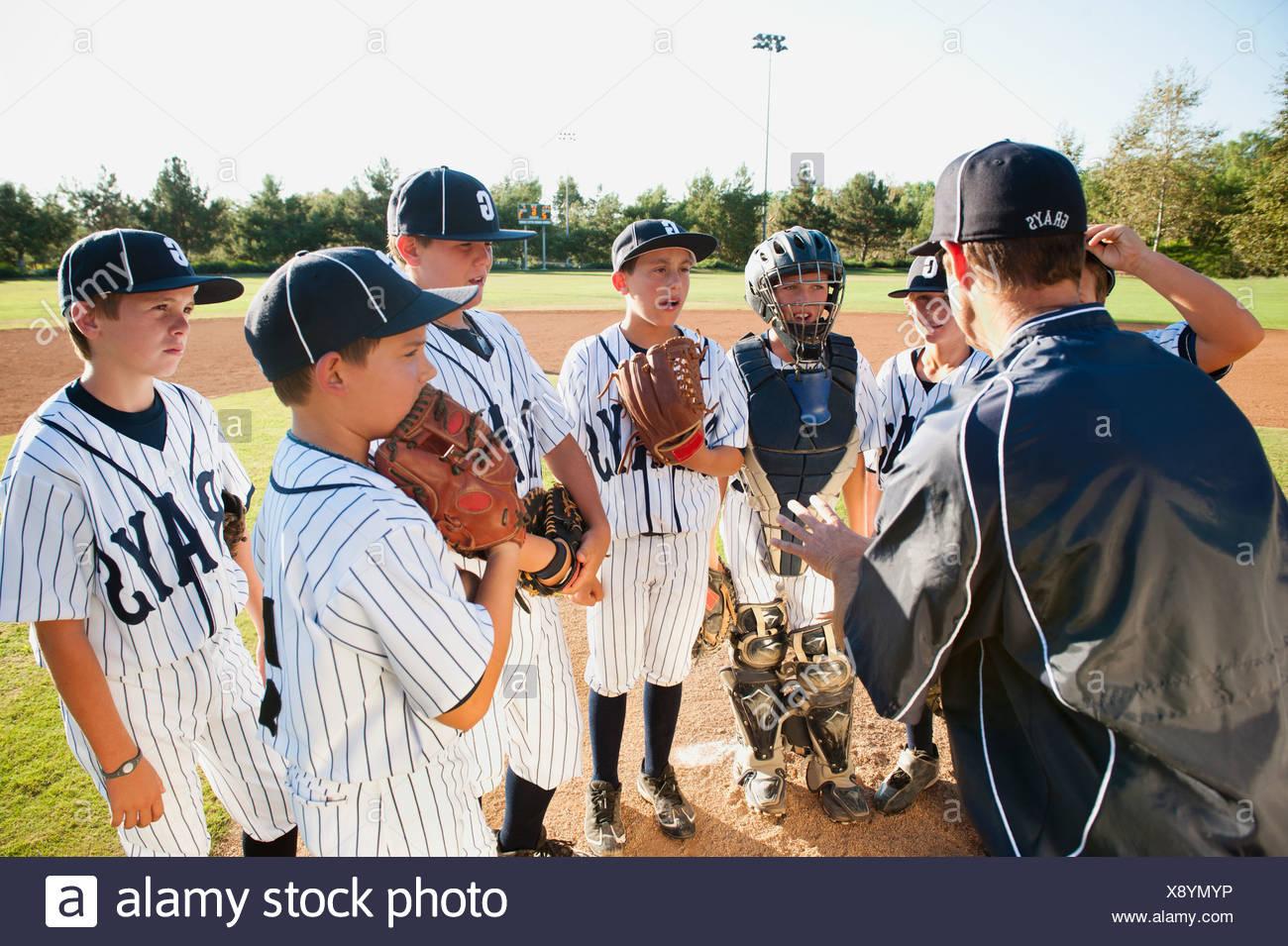 how to become a little league baseball coach