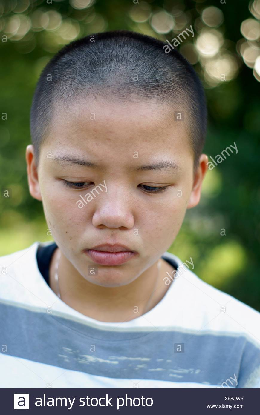 Real bald head teen girls pics right! think