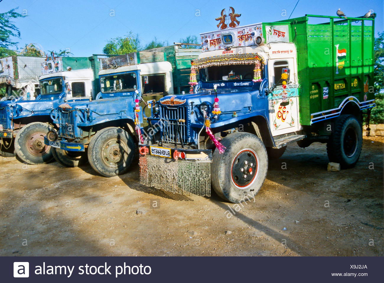 0778819ff76b4e Old trucks used for transportation in rural areas