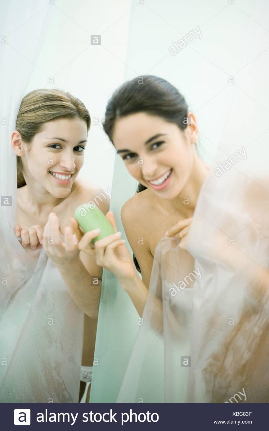 Women showers frozen picture 89