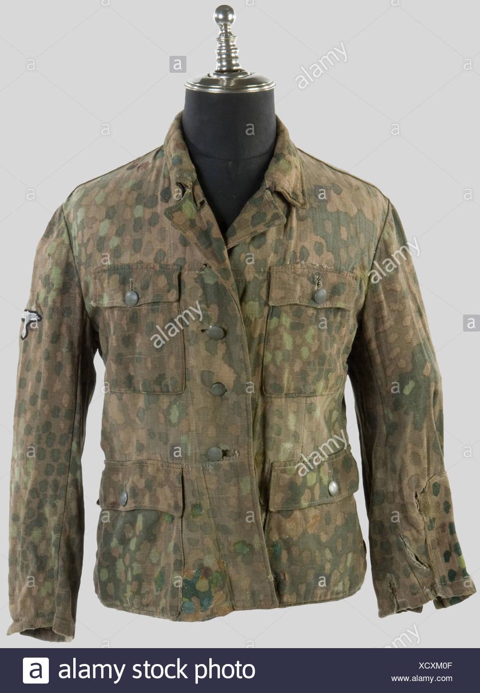 Waffen Ss Veste Camouflé Dit Camouflage De La Schutzstaffel qIvdvw