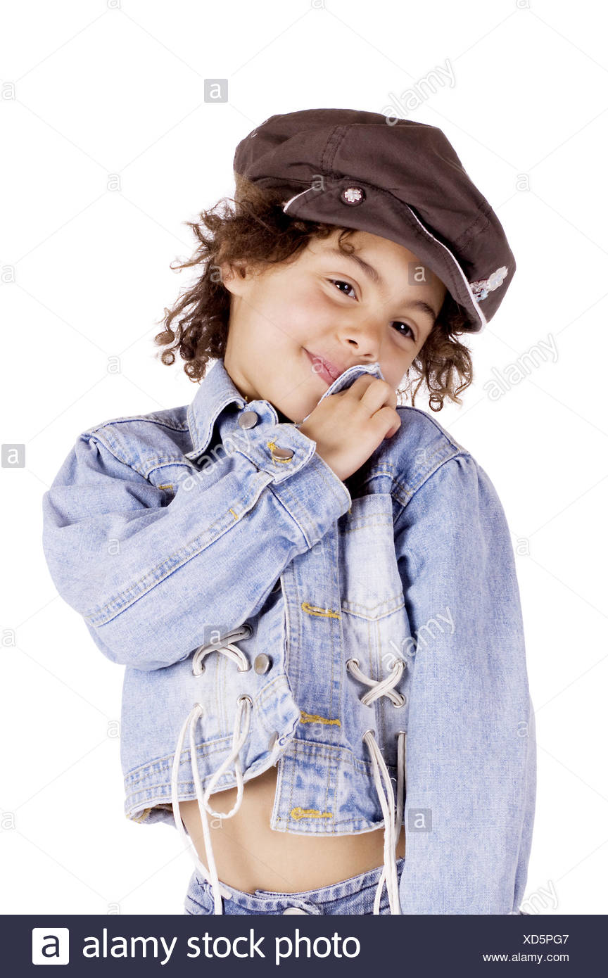 boyish tomboy boy lad male youngster child girl girls laugh laughs