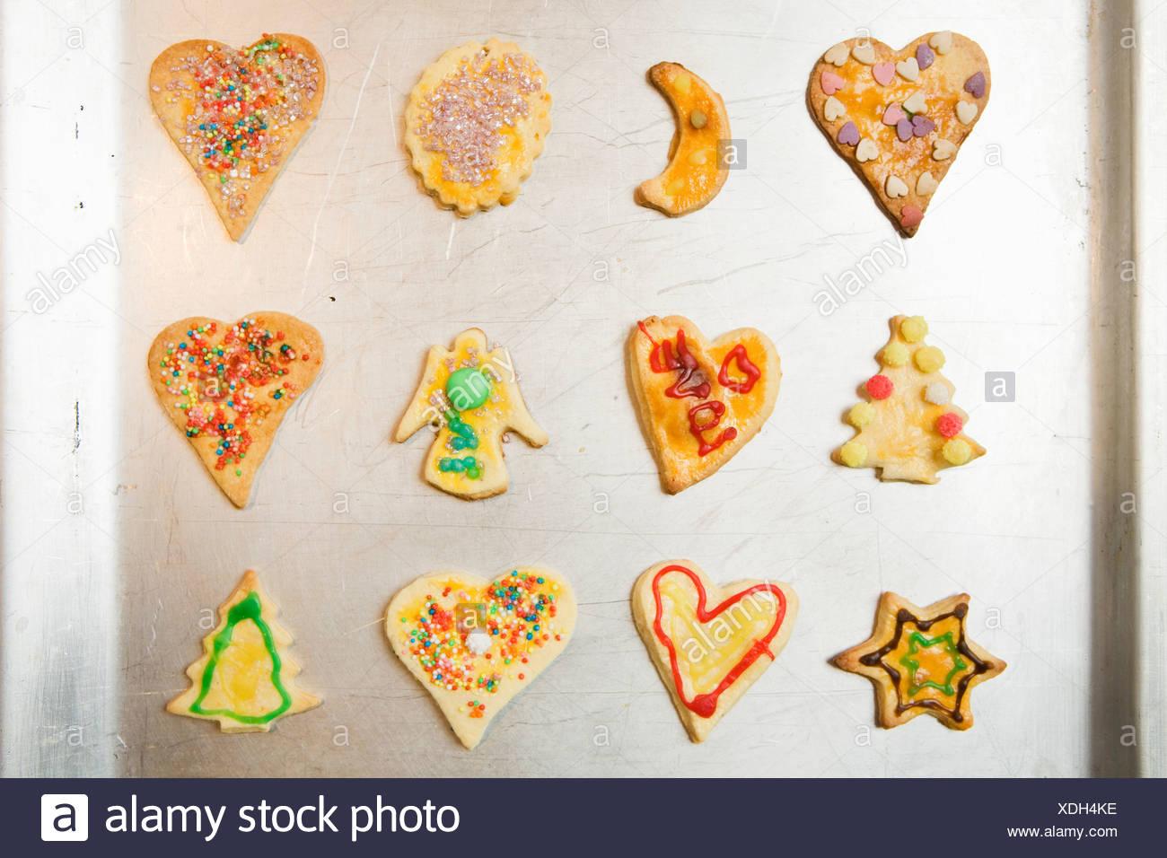 Christmas cookies Stock Photo: 283733282 - Alamy