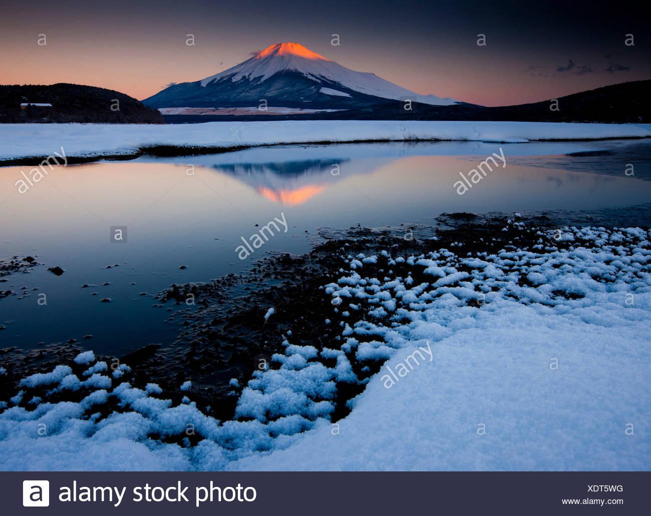 Mt. Fuji, Japan - Stock Image