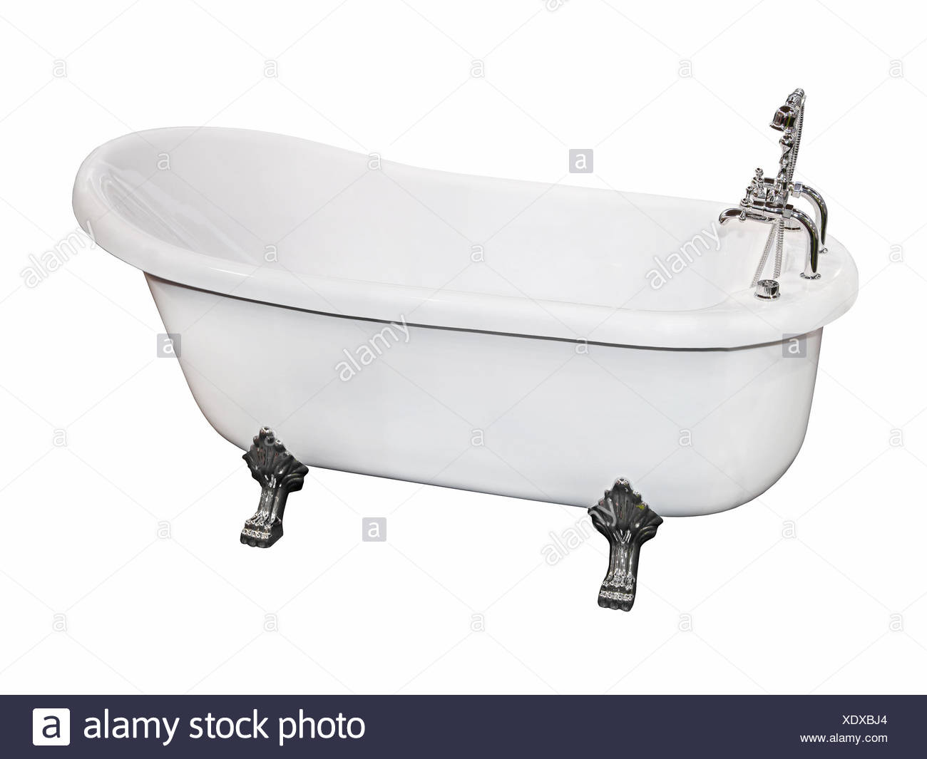 Vintage Bathtub Stock Photos & Vintage Bathtub Stock Images - Alamy