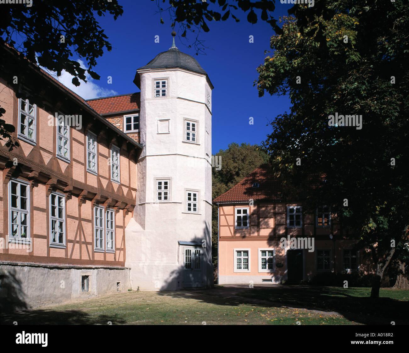 schloss heinrich hoffmann von fallersleben museum stockfoto lizenzfreies bild 5626737 alamy. Black Bedroom Furniture Sets. Home Design Ideas
