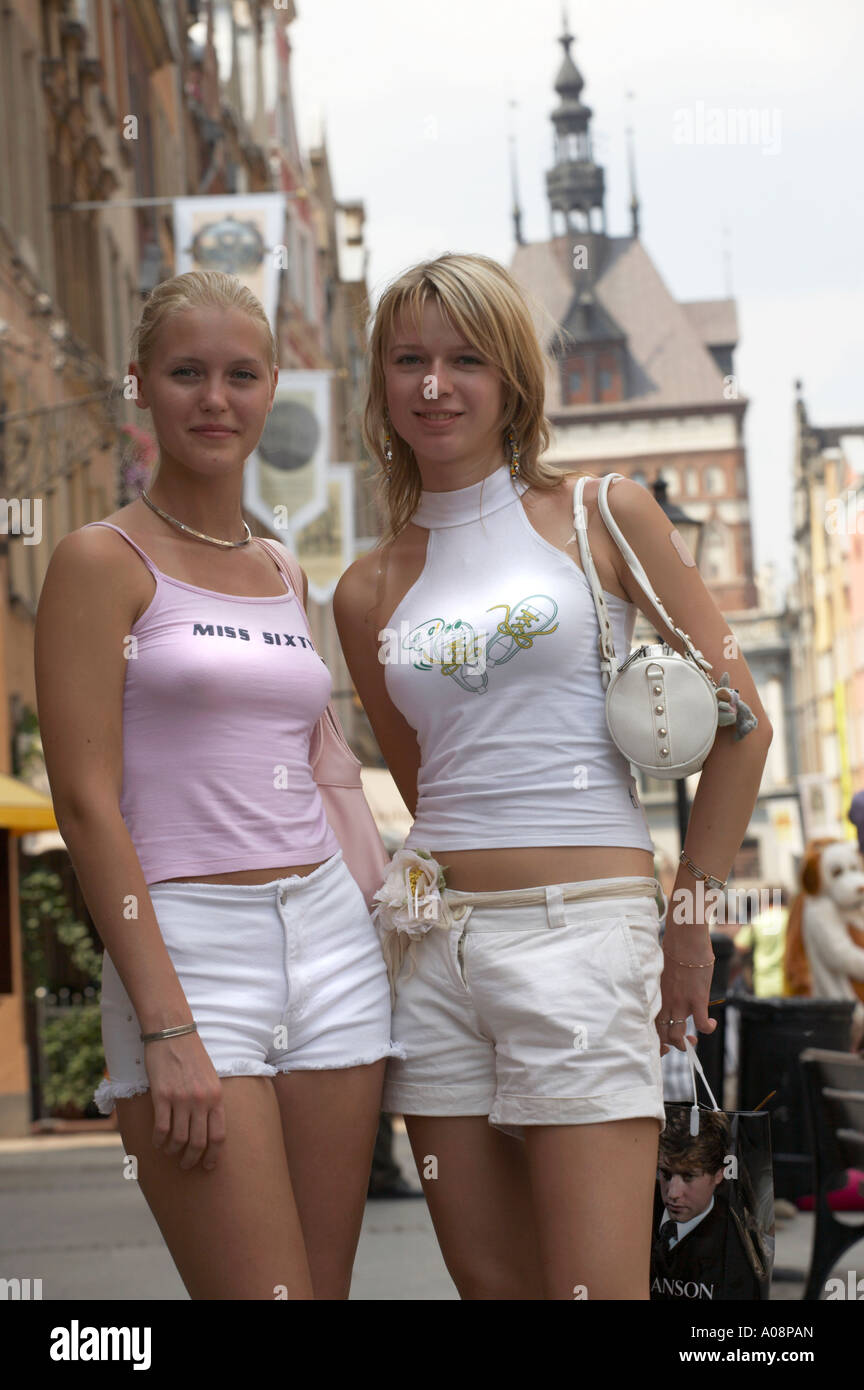 Polish women young