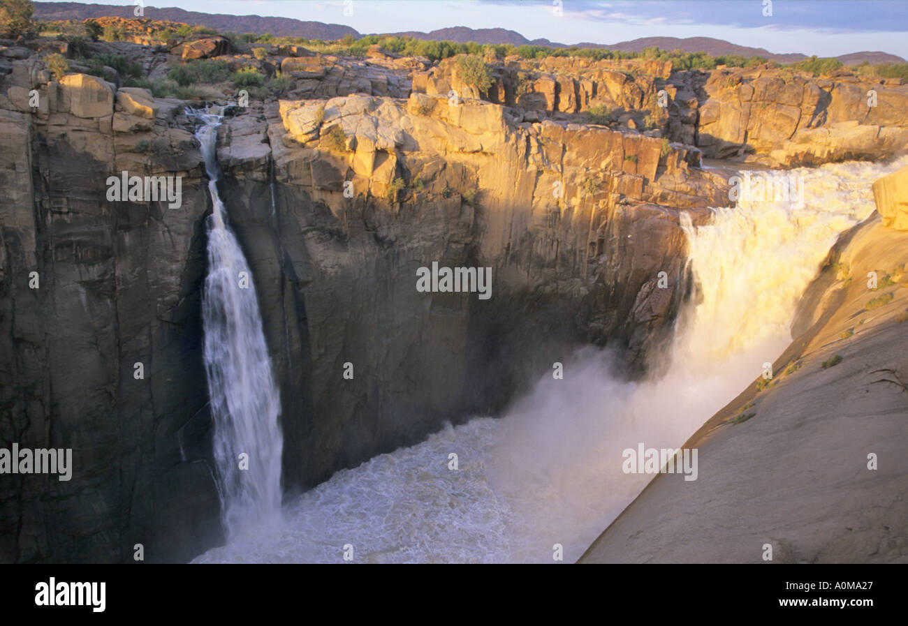 Augrabies Waterfalls South Africa Stock Photo