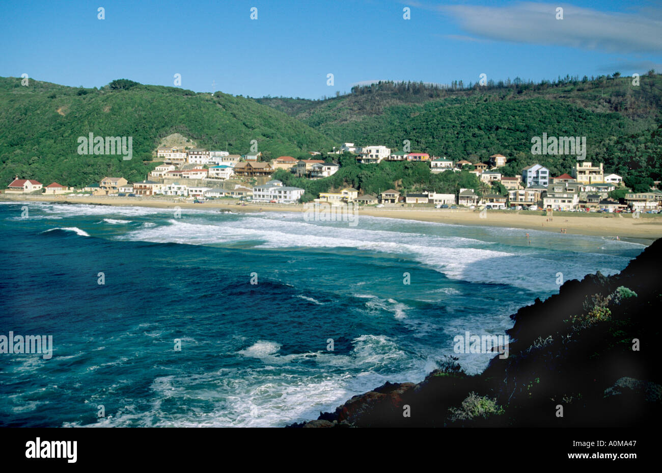 Herolds Bay Cape Coast South Africa Stock Photo