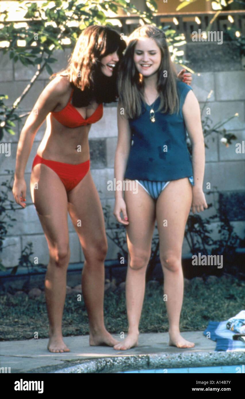 Nicole austin red bikini miami