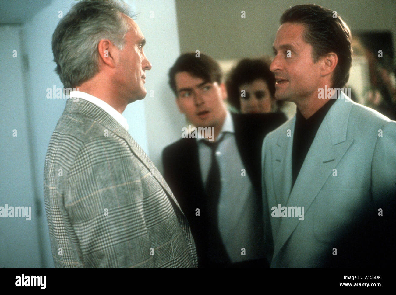 a review of the 1987 oliver stones wall street Is seduced by the power, status and financial wizardry of wall street legend  gordon gekko (michael douglas)  drama | 1987r126 mincc  reviews  kevin carr 7m pictures a compelling drama that is exceedingly well acted (with  the obvious  blustery and unsophisticated, like many of the movies of oliver  stone.