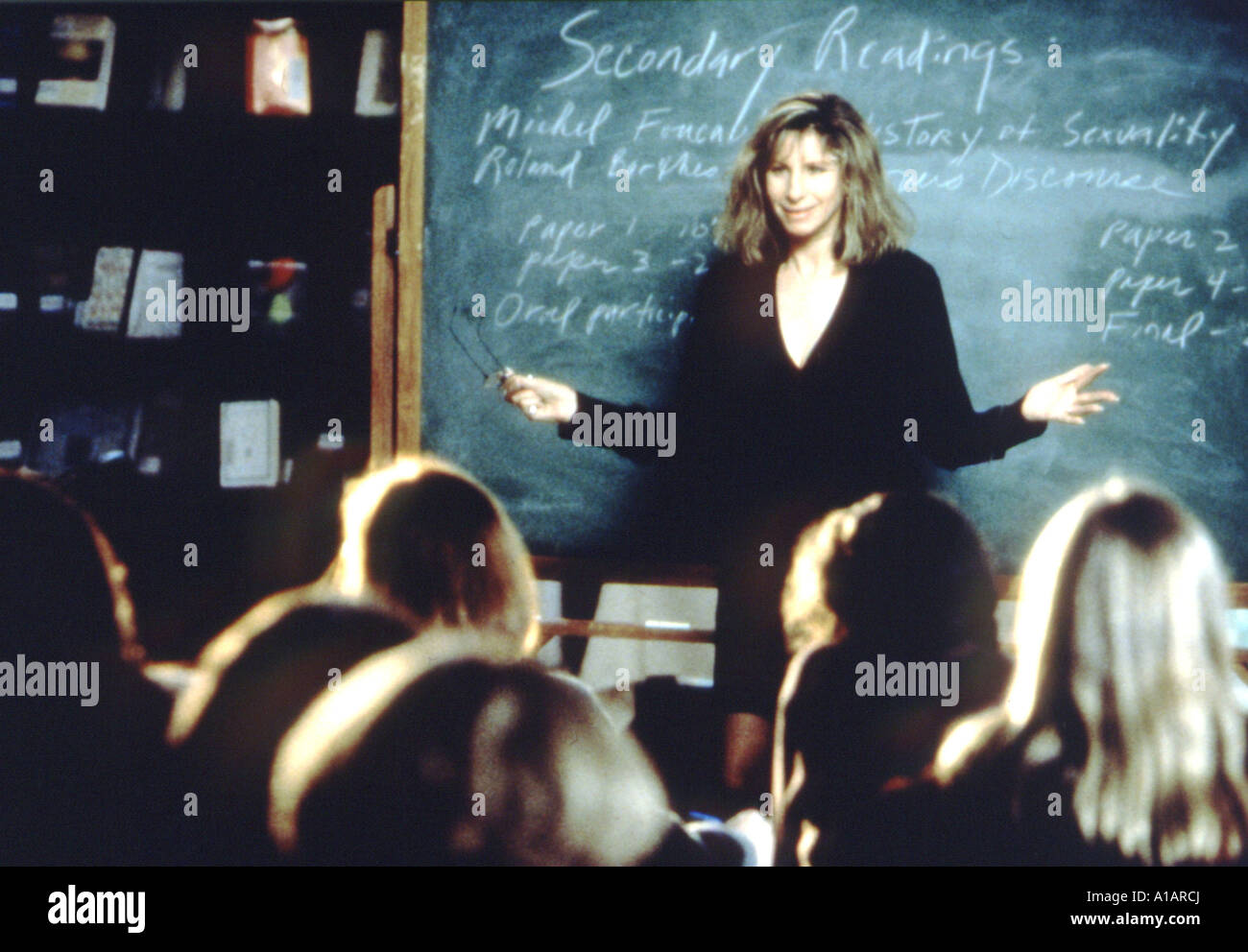 The mirror has two faces year 1996 director barbra for Mirror has two faces
