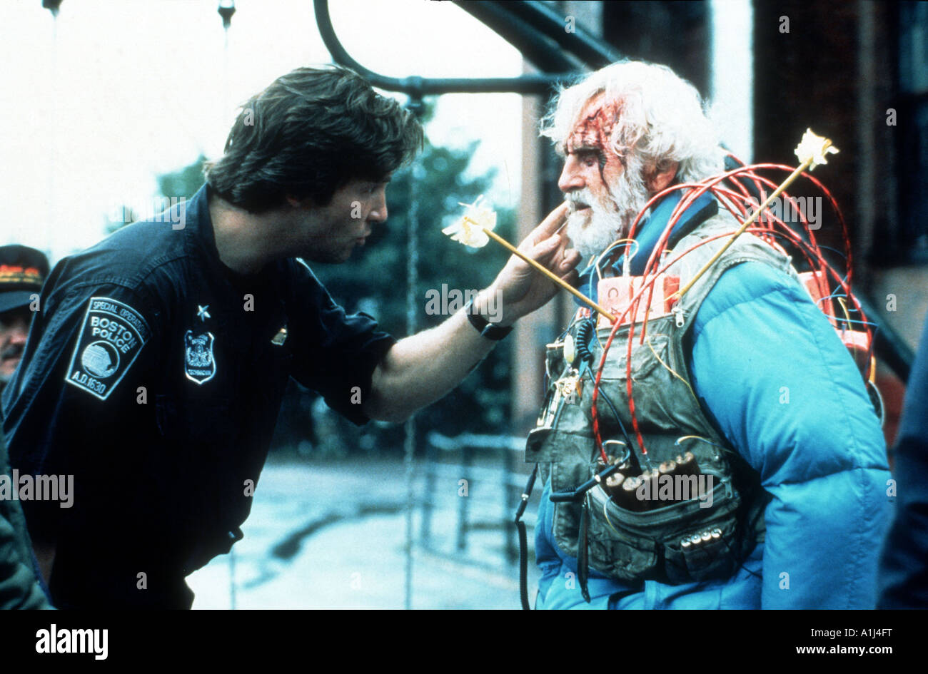 Blown Away Year 1994 Director Stephen Hopkins Jeff Bridges Lloyd Bridges Stock Photo