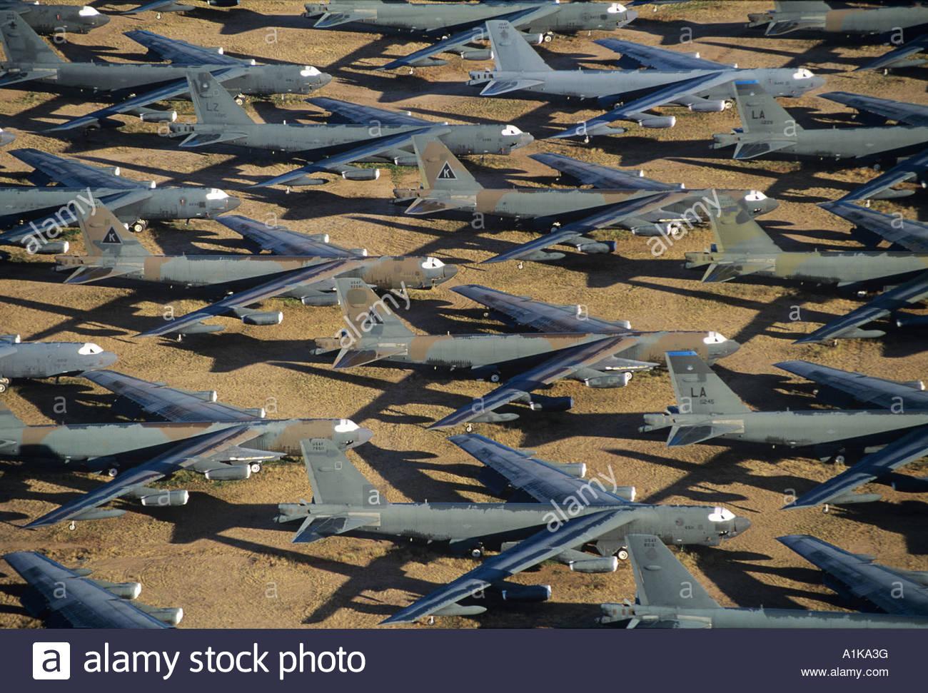 Marana Airplane Graveyard Tours