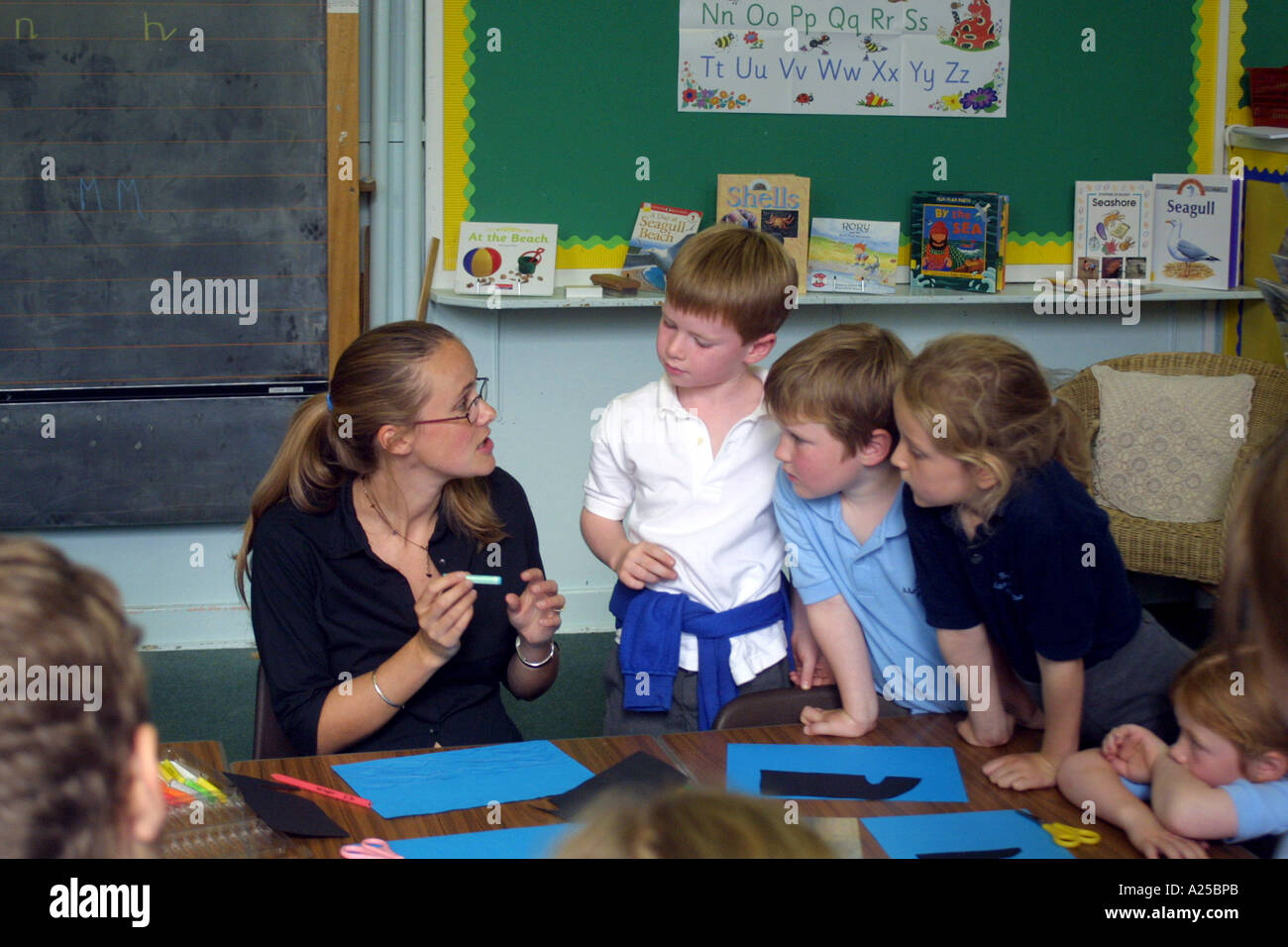 education first year 5 6 five six year old yrs classroom ...