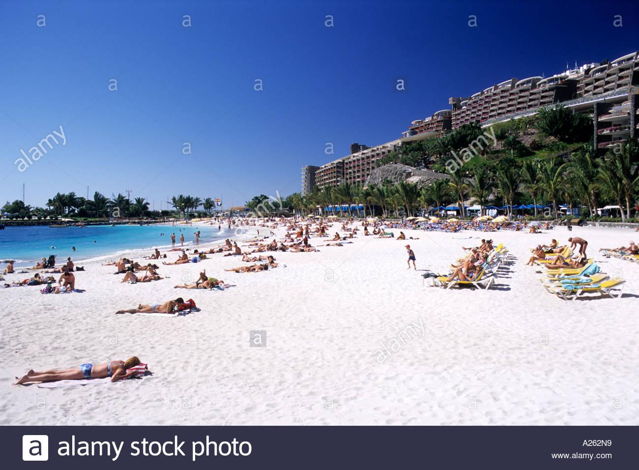 Luxury Beach Resort Canary Islands