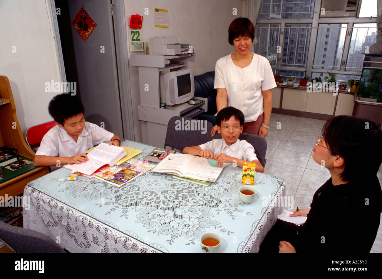 A Chinese Immigrant Family Living - 182.8KB