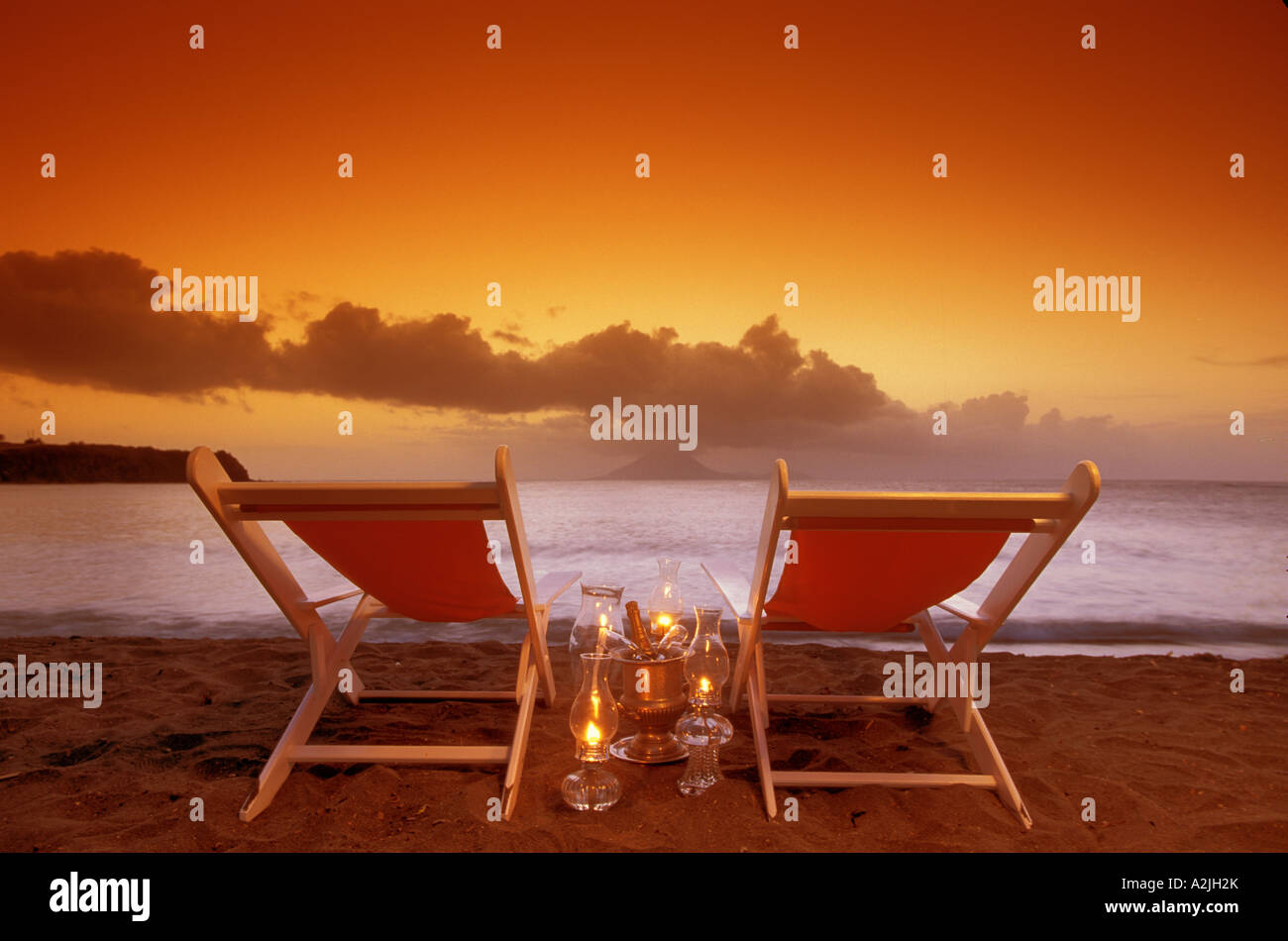 chairs-on-a-black-sand-beach-on-the-nort