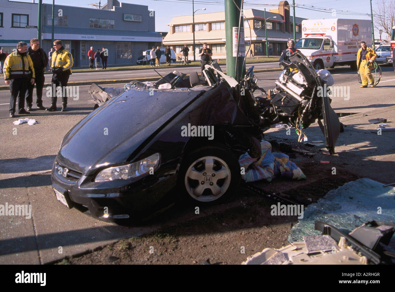 Fatal Car Accident Vancouver